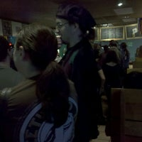 Photo taken at Mema's Alaskan Tacos by Justin D. on 10/15/2011