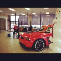 Photo taken at Lebanon Ford by Charlie C. on 12/19/2011