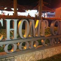 Photo taken at Chomp Chomp Food Centre by sarah p. on 7/22/2011