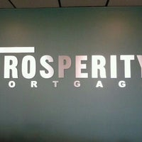 Photo taken at Prosperity Mortgage by Brandon C. on 10/31/2011