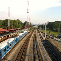 Photo taken at KTM Line - Rawang Station (KA10) by Suresh S. on 6/5/2011