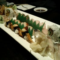 Photo taken at Fuki Sushi by Stefanie W. on 3/11/2011
