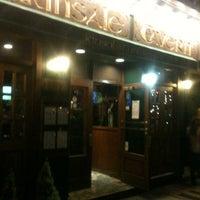 Photo taken at Kinsale Tavern by BEN on 1/7/2012