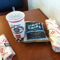 Photo taken at Jimmy John's by Mallory H. on 5/26/2012