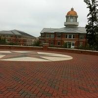 Photo taken at University of North Carolina at Charlotte by Kimmy on 8/27/2012