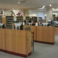 Photo taken at Santa Clara City Library by Aizura Y. on 11/15/2011