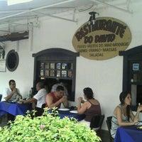 Photo taken at Restaurante David by Pedro C. on 12/7/2011