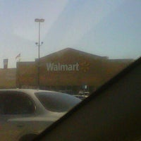 Photo taken at Walmart Supercenter by James P. on 8/18/2011