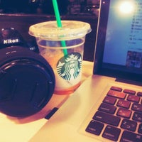 Photo taken at Starbucks by Ryuji K. on 3/12/2012