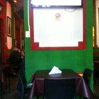 Photo taken at Jamming Resto-Bar by Hugh on 7/25/2012