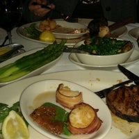 Photo taken at Morton's The Steakhouse by sss b. on 3/31/2011