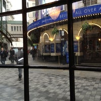 Photo taken at Piccadilly Theatre by Daria P. on 5/3/2012