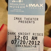 Photo taken at IMAX® Theater by Lacey B. on 7/20/2012