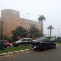 Photo taken at Palacio de Justicia - San Lorenzo by Victor C. on 8/6/2012