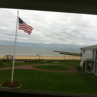 Photo taken at Red Jacket Beach Resort & Spa by Kathy F. on 6/14/2012