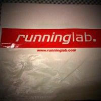 Photo taken at Running Lab by Shamal N. on 3/2/2012