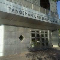 Photo taken at Tangeman University Center by Ross W. on 4/18/2012