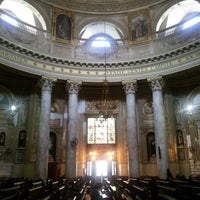 Photo taken at Parroquia Inmaculada Concepción by Anahi G. on 9/1/2012