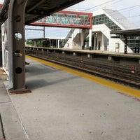 Photo taken at NJT - Hamilton Station (NEC) by Scott W. on 8/8/2012