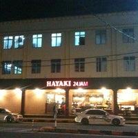 Photo taken at Hayaki Kopitiam by Muhammad Z. on 3/27/2012