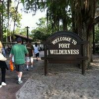 Photo taken at Disney's Fort Wilderness Resort & Campground by Toño M. on 3/31/2012