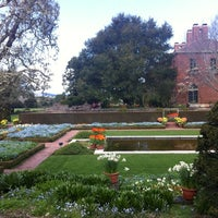 Photo taken at Filoli by Mark T. on 3/21/2012