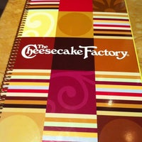 Photo taken at The Cheesecake Factory by Kendra G. on 4/6/2012