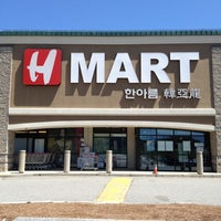 Photo taken at H Mart by James L. on 6/24/2012