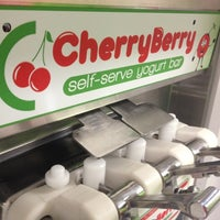 Photo taken at Cherry Berry by Brian B. on 5/9/2012