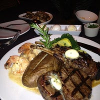 Photo taken at The Steak House by MRCHRIS . on 2/29/2012