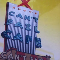 Photo taken at Rudy's Can't Fail Cafe by Beverly R. on 5/23/2012