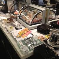 Photo taken at MasterCard Black Lounge by Ale G. on 5/12/2012