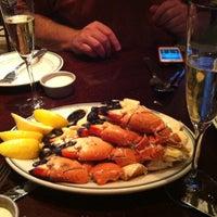 Photo taken at Joe's Seafood Prime Steak & Stone Crab by brooklyn m. on 4/3/2012
