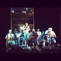 Photo taken at Cafe de La Musique by André S. on 8/15/2012
