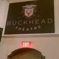 Photo taken at Buckhead Theatre by Stevie P on 7/15/2012