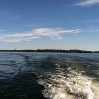Photo taken at Ruttger's Bay Lake Lodge by Cory S. on 7/22/2012