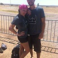 Photo taken at Warrior Dash Arizona by Nicolette W. on 4/28/2012