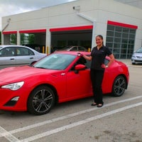 Photo taken at Toyota of South Florida by ☆ C a r m s ☆ on 6/24/2012