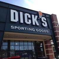 Photo taken at Dick's Sporting Goods by Joe S. on 4/28/2012