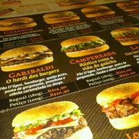 Photo taken at Pampa Burger by Vagner B. on 3/3/2012