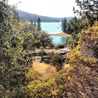 Photo taken at Bass Lake by tessa d. on 8/25/2012