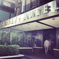 Photo taken at Bentley Hotel by Ashley Tschudin (. on 7/18/2012