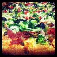 Photo taken at Anna Maria Pizza & Pasta by Aaron B. on 2/4/2012