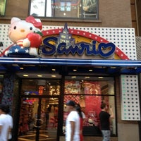 Photo taken at Sanrio by Kee E. on 8/12/2012