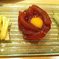 Photo taken at Sakana Japanese Restaurant by Eric on 8/17/2012
