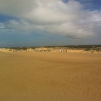 Photo taken at Jockey's Ridge State Park by Jeff N. on 5/27/2012