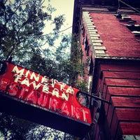 Photo taken at Minetta Tavern by Alejito on 9/9/2012