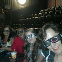 Photo taken at Cinesystem by Rodrigo K. on 4/9/2012