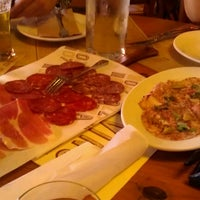 Photo taken at Pizzeria Mozza by Christi S. on 8/12/2012