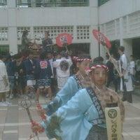Photo taken at Jakarta Japanese School by Tatsuya I. on 10/9/2011